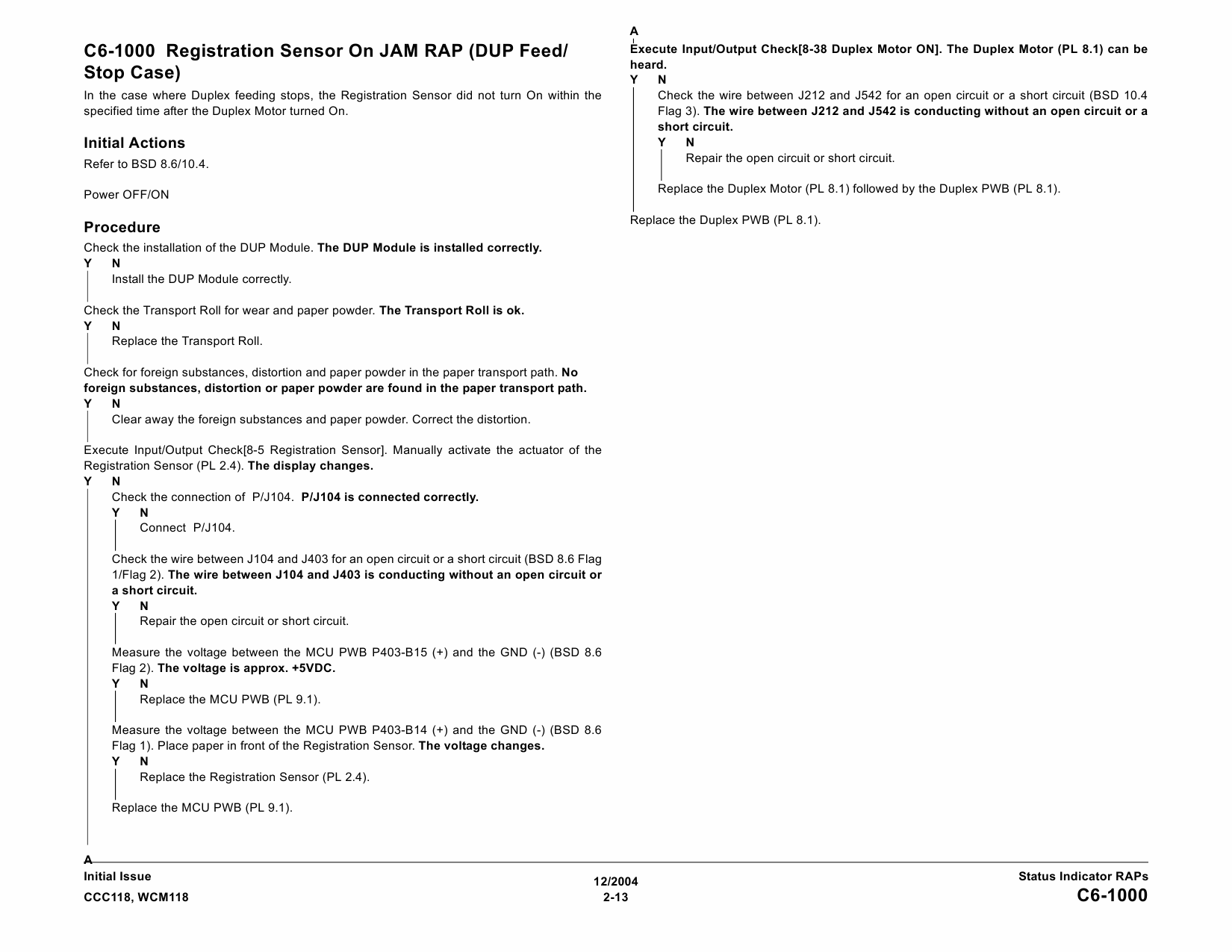 xerox workcentre m118 service manual